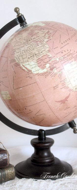 726 best A Global Obsession - Part 2 images on Pinterest Map globe - best of world map fabric bunting