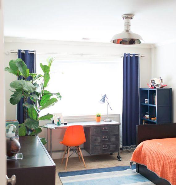 1000+ Ideas About Orange Boys Rooms On Pinterest