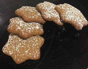 Swedish Pepparkakor Spice Cookie - a super tasty Swedish treat this cookie is so good it trumps any gingerbread or spice biscuit I've ever had. My favorite Swedish treat for sure.
