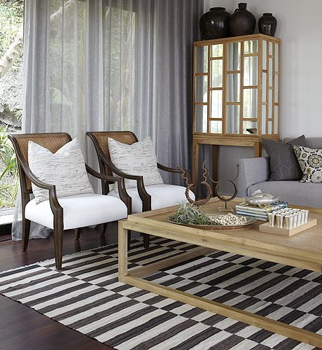 Chic Living Room Design With Light Gray Walls Paint Color