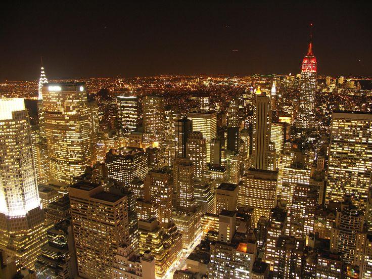 Concrete jungle..... NYC