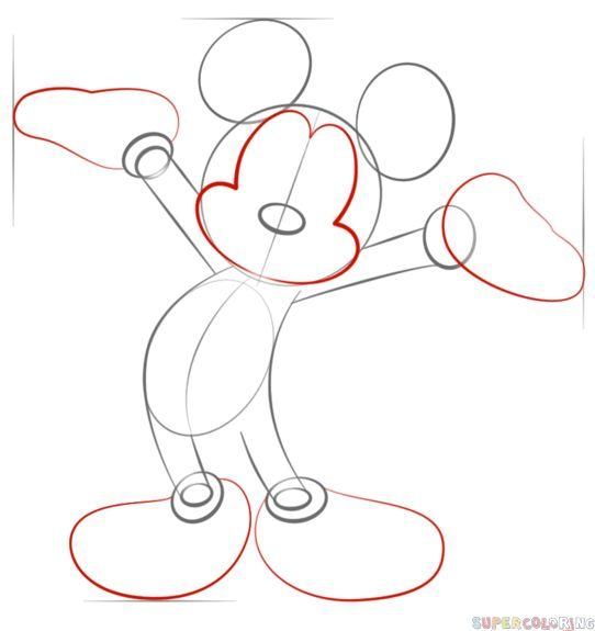 Die Besten 25 Mickey Mouse Kunst Ideen Auf Pinterest