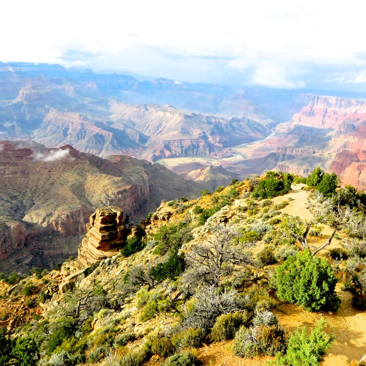 Grand Canyon Pa Directions%0A My photoGrand Canyon  You can barely see the Colorado River meandering