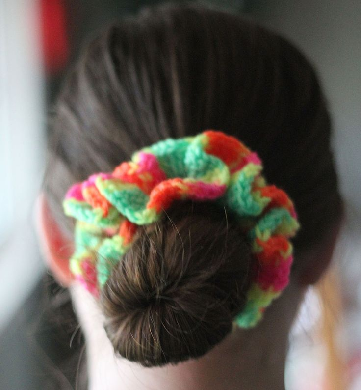 Crochet Hair Ponytail : 1000+ images about Crochet hair ties on Pinterest Free pattern ...