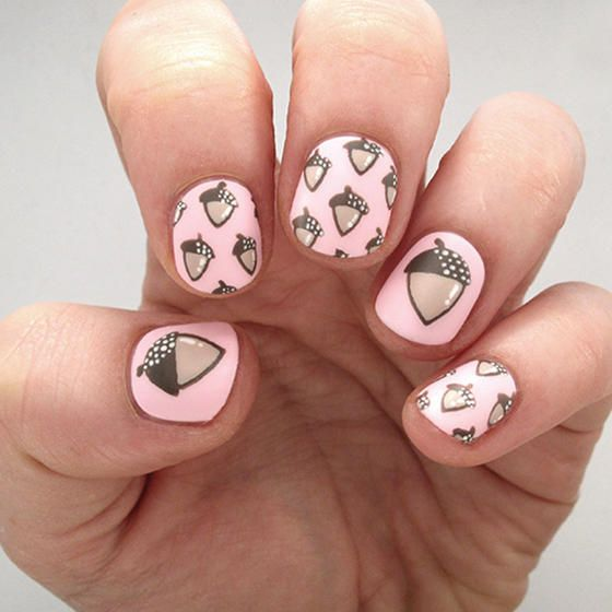 25 Best Ideas About Fall Toe Nails On Pinterest: Best 25+ Fall Nail Designs Ideas On Pinterest