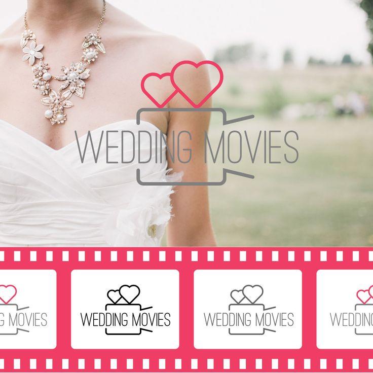 The best movie of your life :-) #weddingfilm #weddinglogo #wedding #creativelogodesign #logo #logodesign
