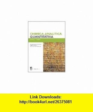 Chimica analitica quantitativa (9788808075413) Daniel C. Harris , ISBN-10: 8808075419  , ISBN-13: 978-8808075413 ,  , tutorials , pdf , ebook , torrent , downloads , rapidshare , filesonic , hotfile , megaupload , fileserve
