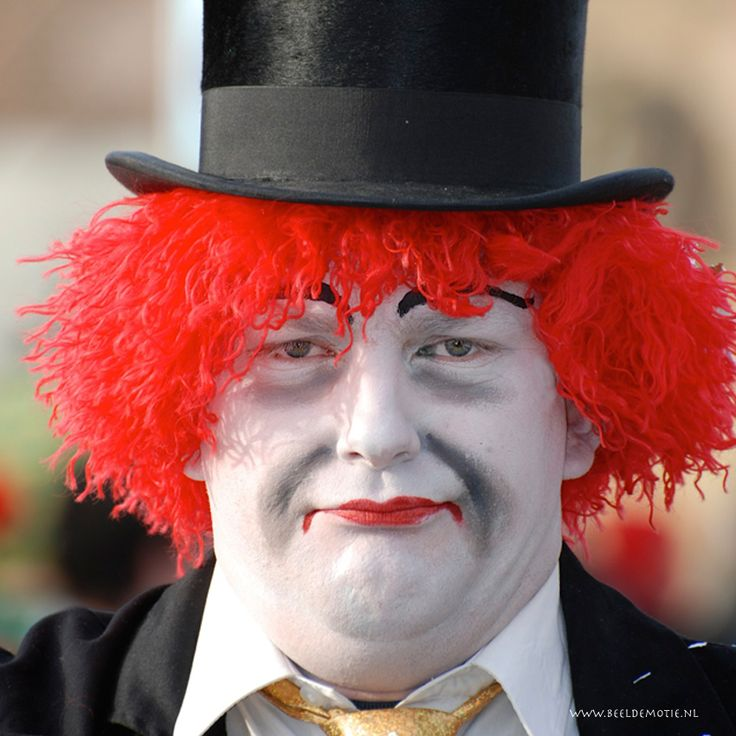 Portrait by Beeldemotie (Dutch Carnaval)