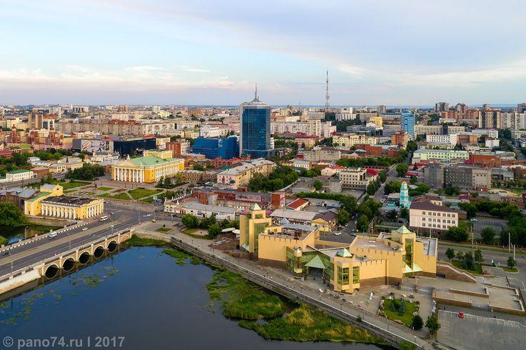 Как пройти в Чертовы бараки, или Топ-10 народных топонимов Челябинска - Черта города