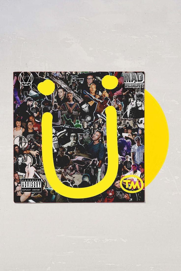 Skrillex/Diplo - Jack U LP + CD