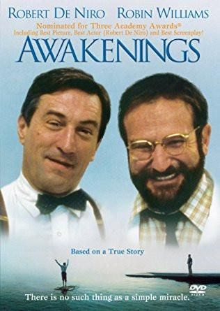 Robert De Niro & Robin Williams & Penny Marshall & & 0 more - Awakenings