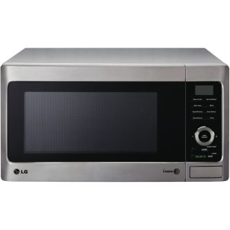 LG MS3882XRSK 38L 1100W Stainless Steel Microwave at The Good Guys $289