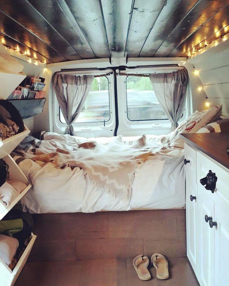 #VANLIFE – die 10 schönsten DIY-Camper auf Instagram