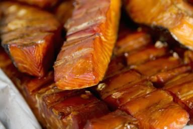 Smoked salmon - Inti St. Clair/Photographer's Choice RF/Getty Images