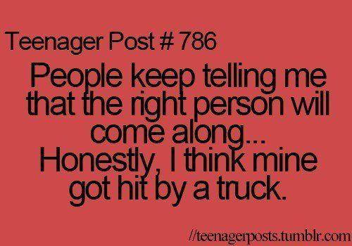 teenage posts #1   Hope I made going to school just a tiny bit easier... I said a tiny ...