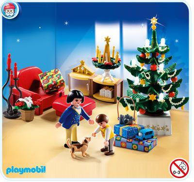 Christmas Room - Playmobil - $16.99