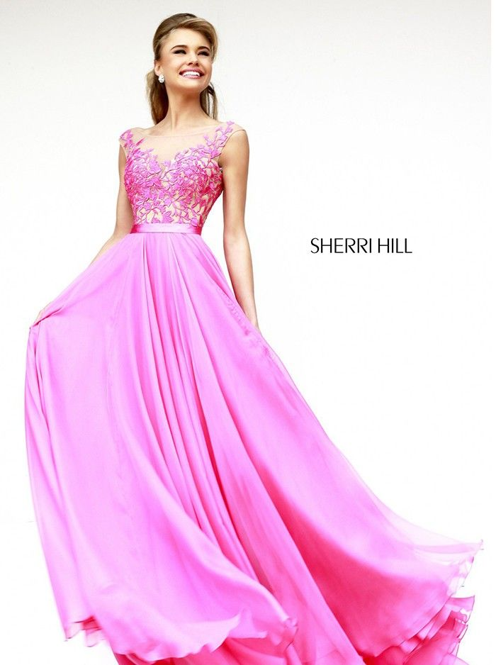 Sherri Hill 11151 Prom Dress 2014 | Dresses to wear to my sisters XV ...