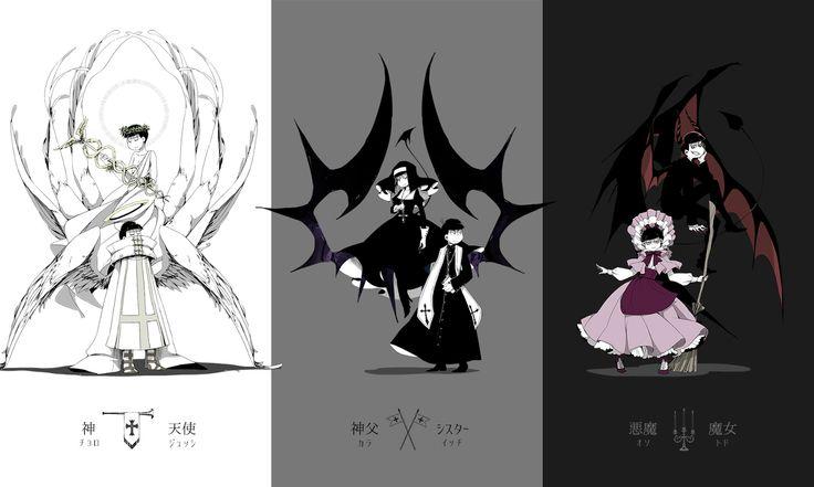宗教松【女装注意】 [1]