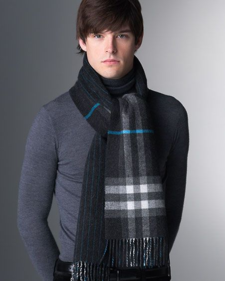 Featured: Burberry Two of a kind – a fringed scarf with two handsome options. A sleek satin side and a warm wooly side. You will need: 2 yds. of wool fabric, 54″ wide 2 yds. of printed …