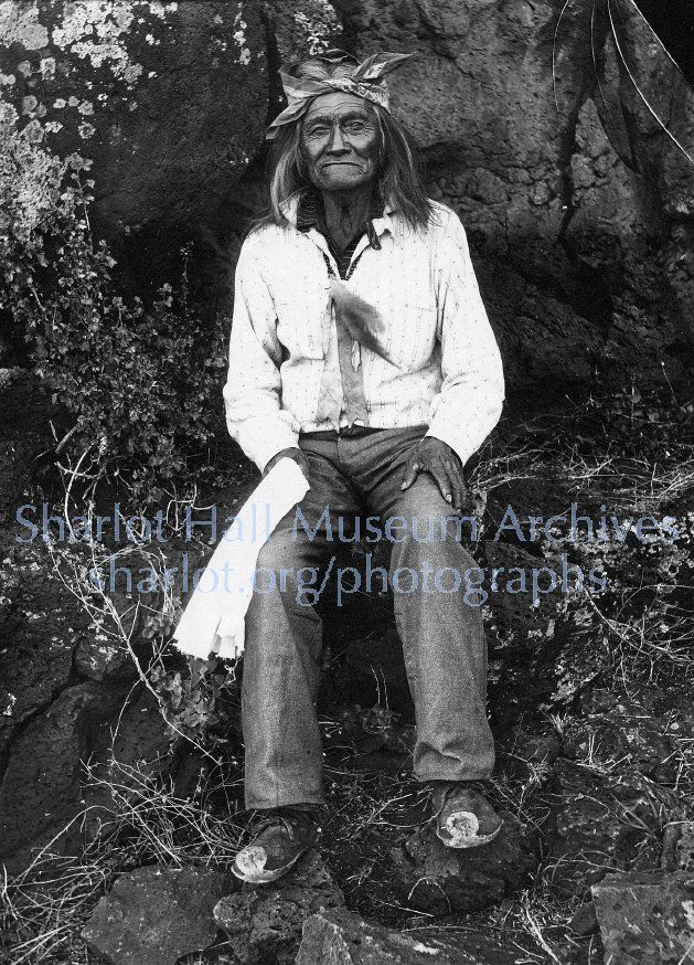 Apache Chief Geronimo; 1886