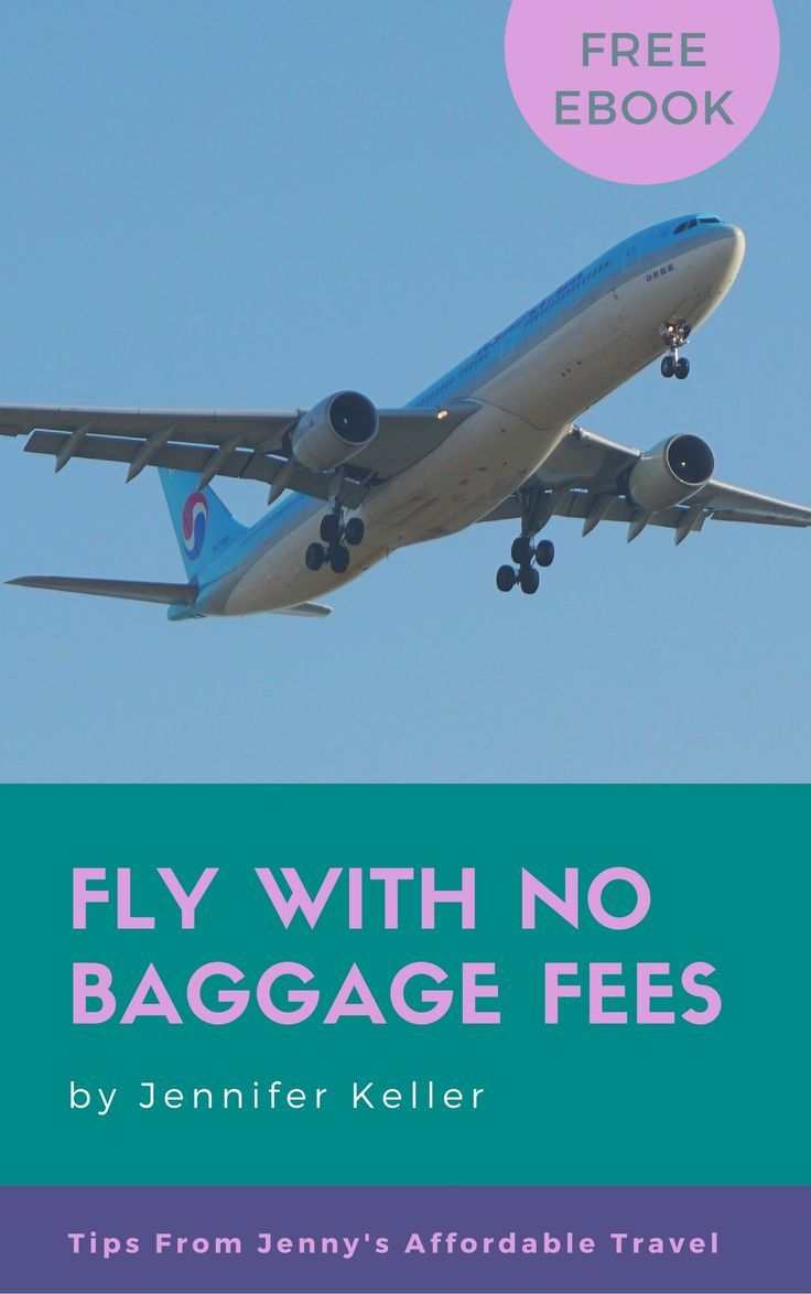Everything you need to know about avoiding checked bag fees.