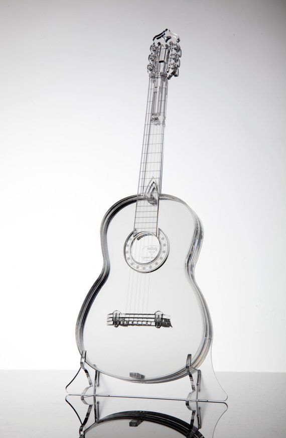 Guitar Model Unique Gift For Musician Music Fans Music Gifts Guitar Accessories Guitar
