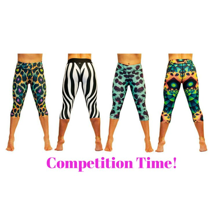 Have you entered? COMPETITION TIME with @tikiboo_fitness - To enter check out my Instagram for your chance to win a pair of these amazing gym leggings! @luciecolt #fitfam #fitness
