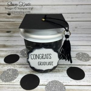 Mini Coffee Cup Graduation Gift