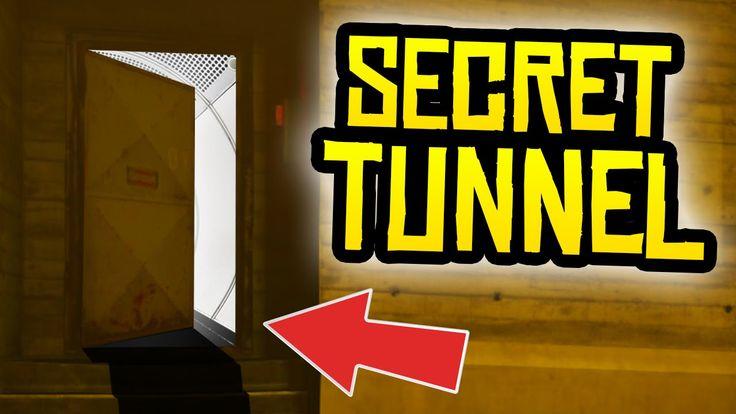 GTA 5 Mt Chiliad Mural Mystery - SECRET TUNNEL EXIT FOUND! (GTA 5 Secret...