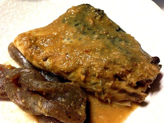 鯖のぬかみそ炊きです 小倉では、じんだ煮って言うのよ〜 - 75件のもぐもぐ - 鯖のじんだ煮っ‼ by みほままこ