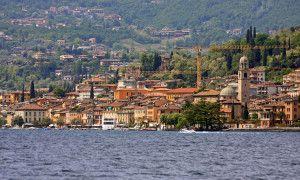Veduta su Salò - Origine Foto: it.wikipedia.org
