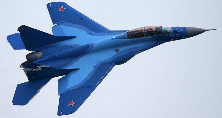 Os 8 aviões de guerra mais poderosos da atualidade