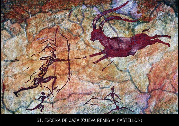 El paleol tico prehistoria pinterest prehistoria for Murales de fotos para pared