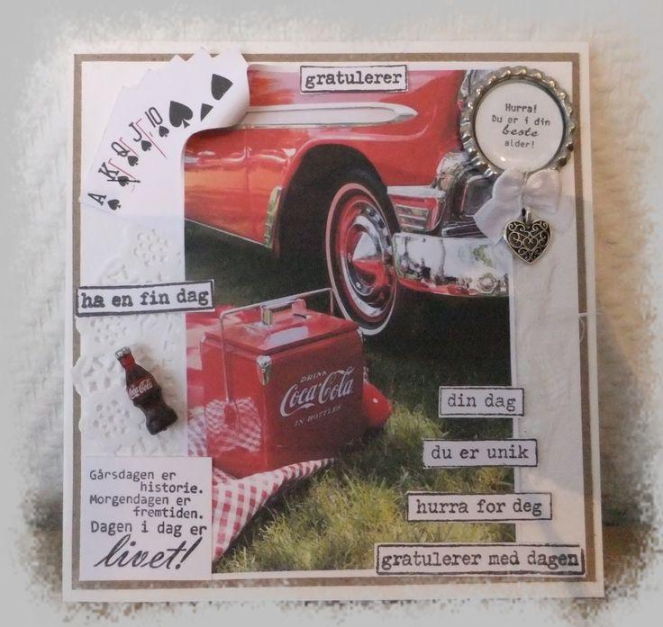 Bursdag Coca cola