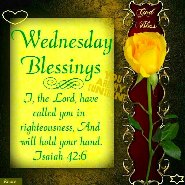 Blessed Day Quotes From The Bible: 1000+ Images About @ Wednesday (7Hump Day) On Pinterest