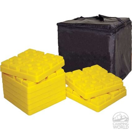 RV Leveling Blocks, 8 pack