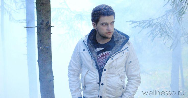 Кирилл Нагиев на съемках фильма