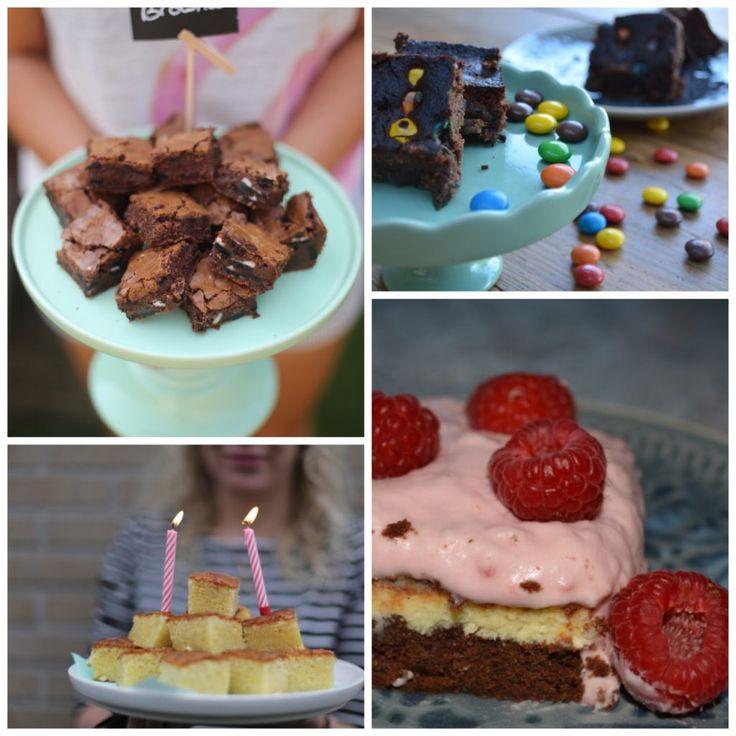 5 x Brownies. 5 recepten voor de lekkerste brownies met een twist! Maak ze met oreo, gezouten karamel of maak er een brownie cheesecake van!