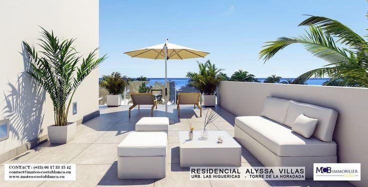 alyssa horadada alicante | Villa en bord de mer - Torre de la Horadada | MCB ...