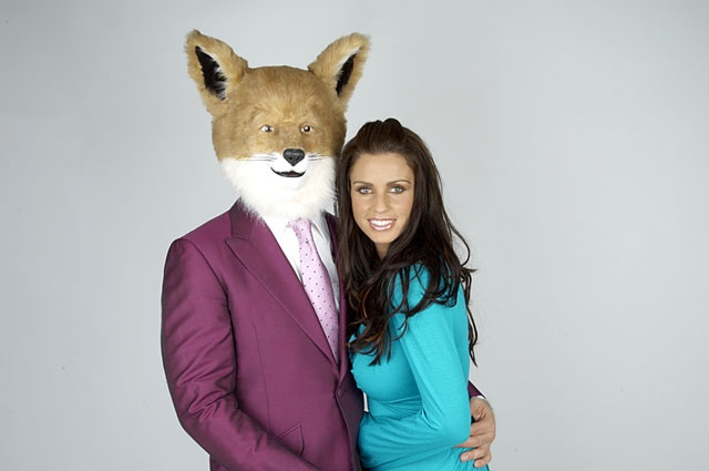 With Katie Price, a BIG fan of Foxy Bingo!