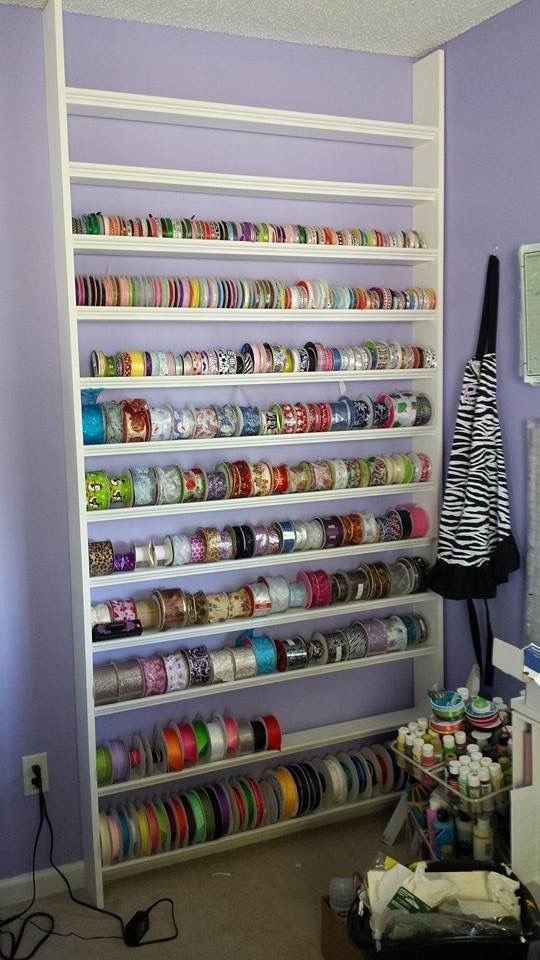 Craft Room Storage Diy Budget
