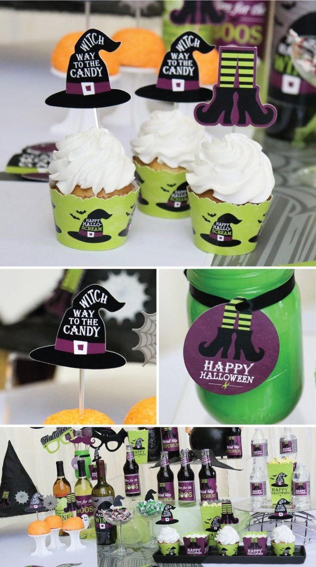 Happy Halloween Party Supplies - Halloween Decorations from Big Dot