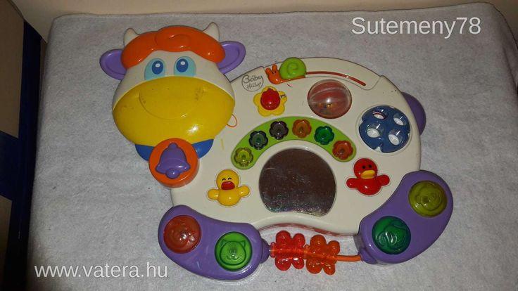 BS Játék - Interaktív Zenélő játék gyerekeknek - fejlesztő játék - 1500 Ft - Nézd meg Te is Vaterán - Interaktív, tanuló játék - http://www.vatera.hu/item/view/?cod=2554692593