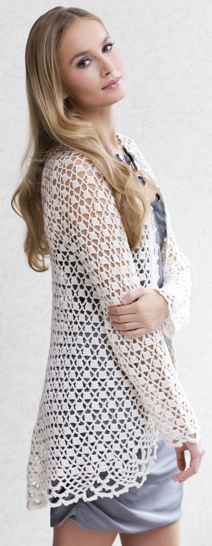 Crochet Cardigan