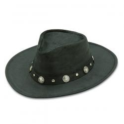 Leather Australian Hat