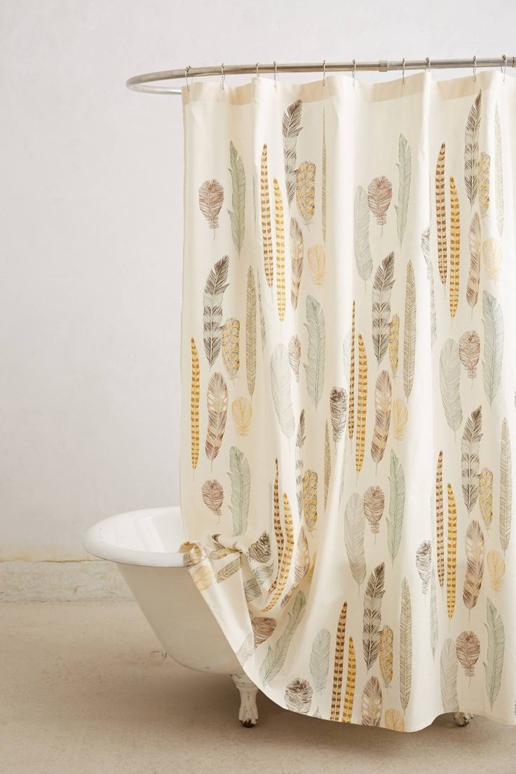 Clear fish shower curtain - Cl Clear Fish Shower Curtain Fallen Quills Shower Curtain