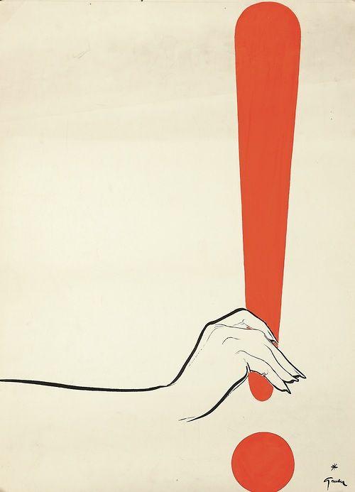 art & favourites 2 - René Gruau - OMGosh last one - time to logoff - 4.51am Australia
