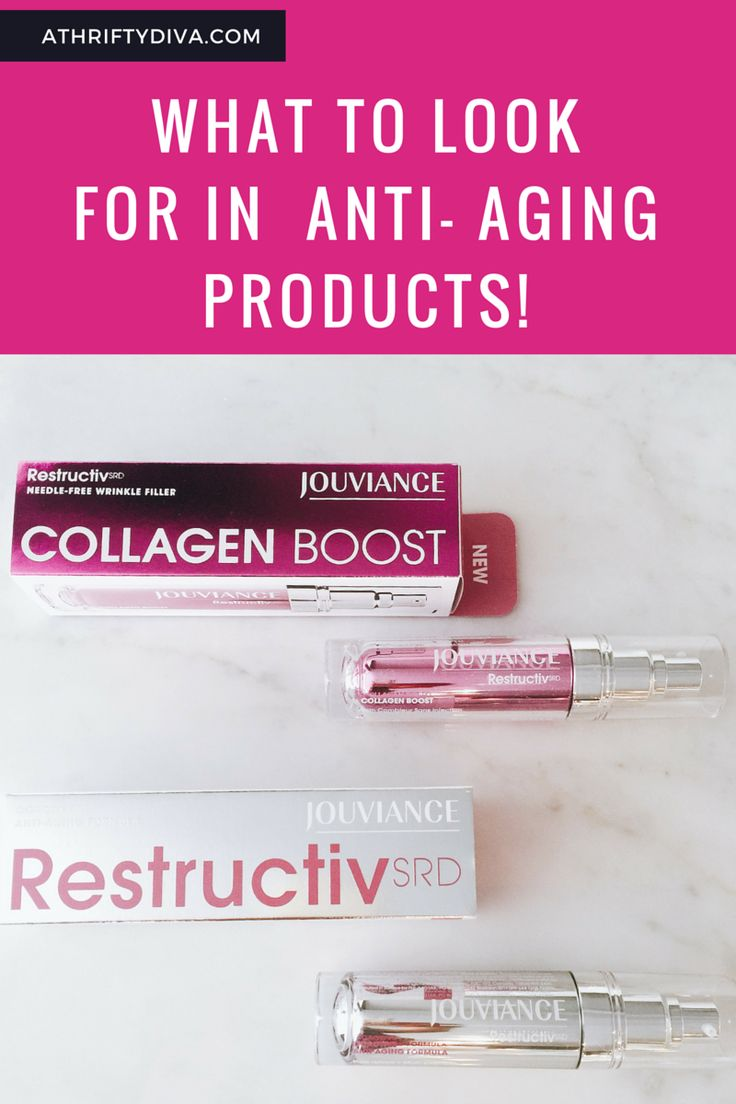 What to look for in anti-aging products! #BonjourJouviance #ad FindJouvianceproducts available only at CVS!