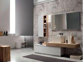 Мебель для ванной комнаты / мебель для умывальника SOUL - COMPOSITION 02 - Arcom