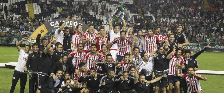 Guadalajara defenderá su título de la Copa MX como integrante del Grupo Uno del certamen correspondiente al Clausura 2016.